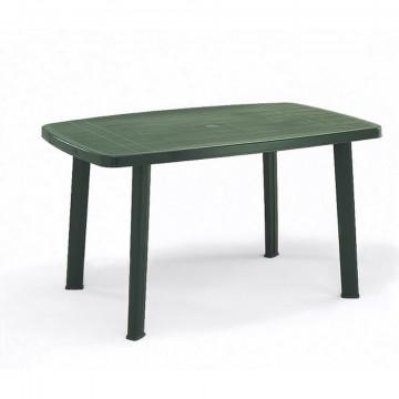 Tavolo Faro Verde In Plastica